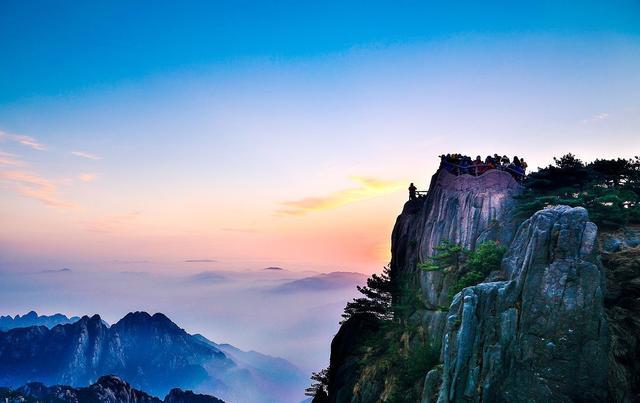 名胜古迹风景 最美的景色