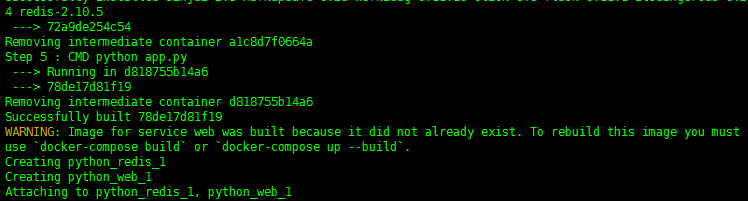 Docker,Compose,编排容器