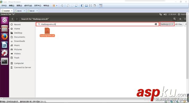 hadoop,2.7.2,hbase,三台虚拟机搭建hadoop,vmware搭建hadoop集群