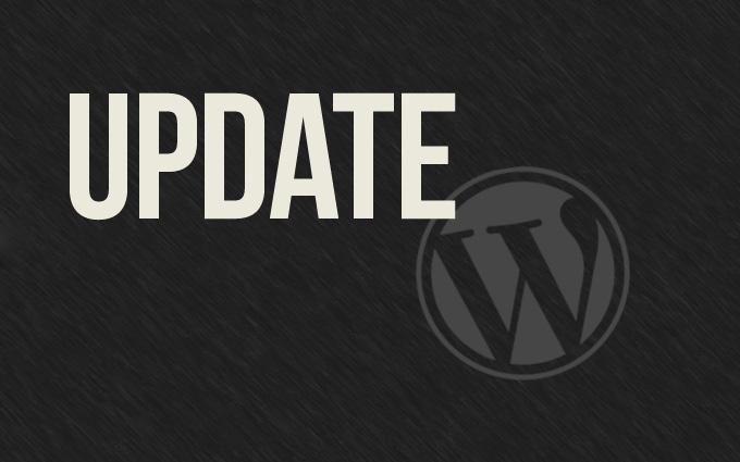 WordPress教程:隐藏后台核心,插件和主题的更新提示